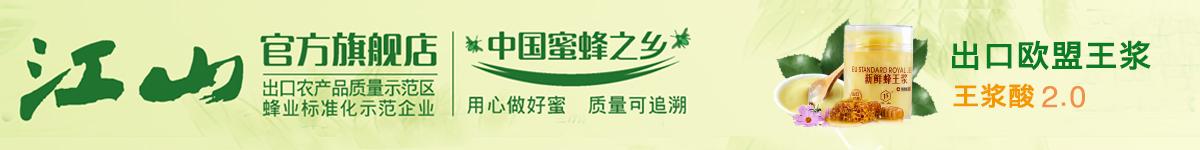 江山旗舰店logo